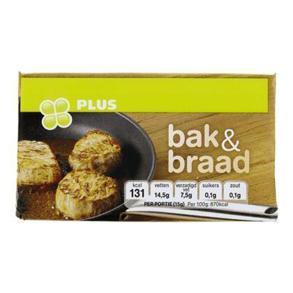 Bak & Braad (200g)