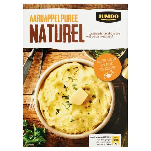 Naturel aardappelpuree (2 zakjes) (2 × 138g)