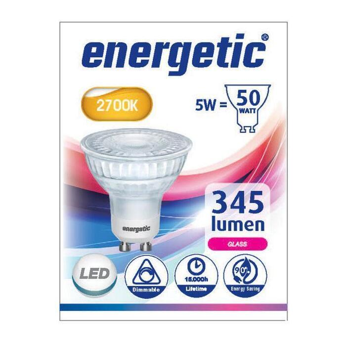 Energetic Led reflecterend g10 50wd (stuk)