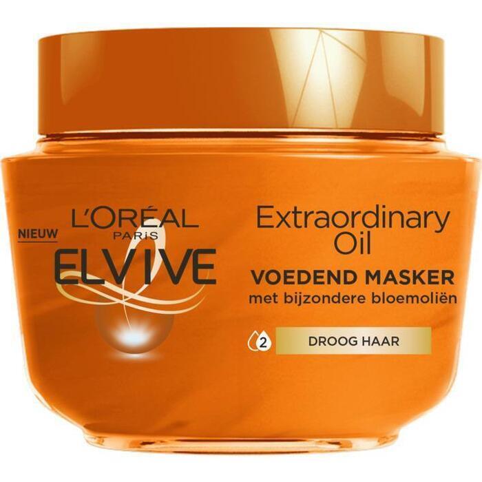 Elvive Extraordinary haarmasker (30cl)