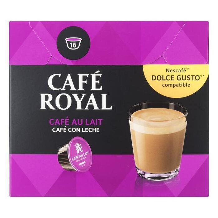 Café Royal Cafe au lait dolce gusto compatible