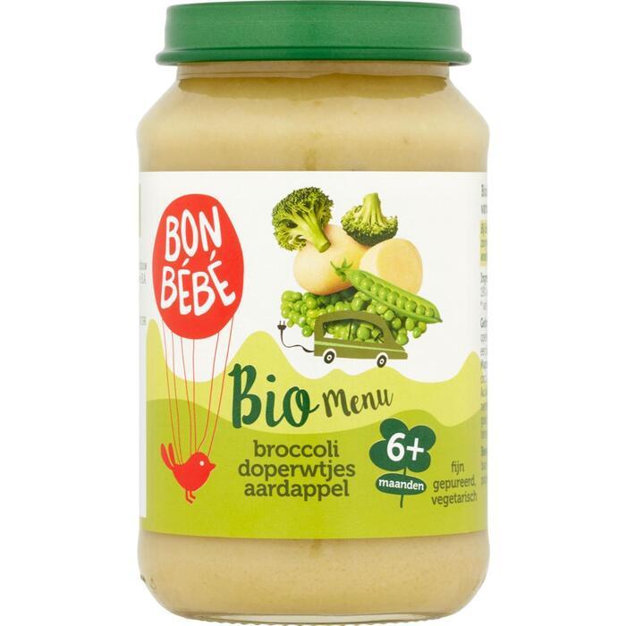 Bonbébé M0603 Broccoli aardappel doperwten (200g)
