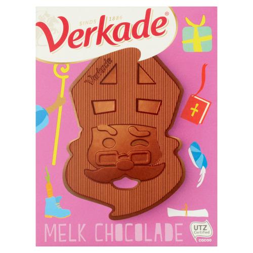 Verkade Sint-letter 65g Melk (65g)