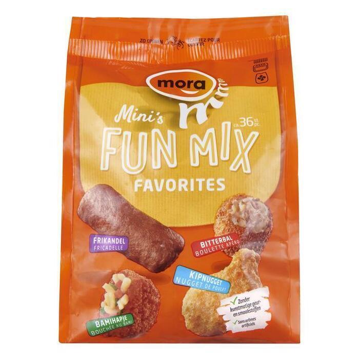 Mini's Funmix favorites (36 × 21g)