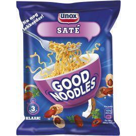 Unox Good Noodles saté (70g)