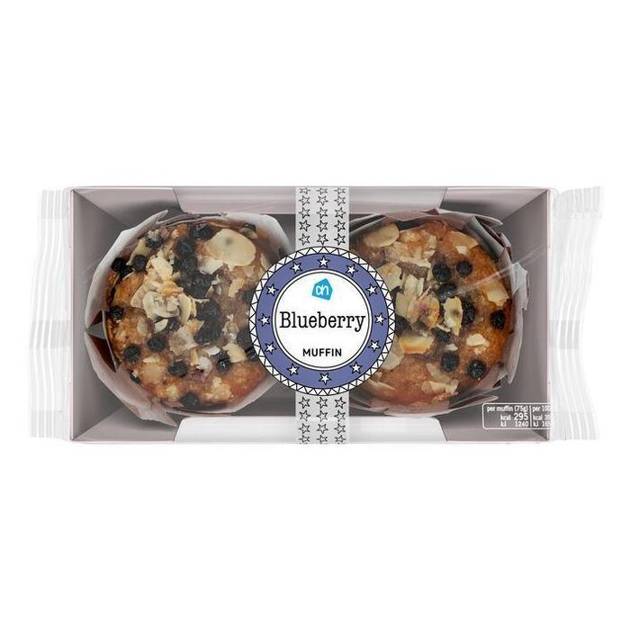 AH Blueberry muffin (150g)