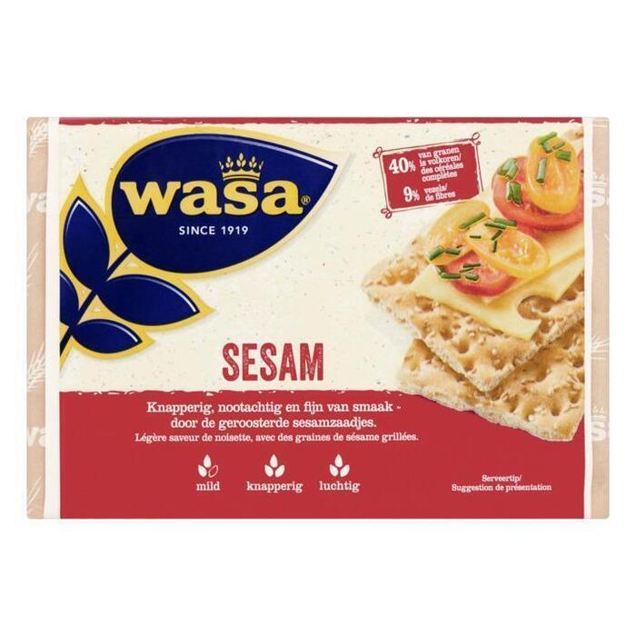 Wasa Sesam 250 g (Stuk, 18 × 250g)