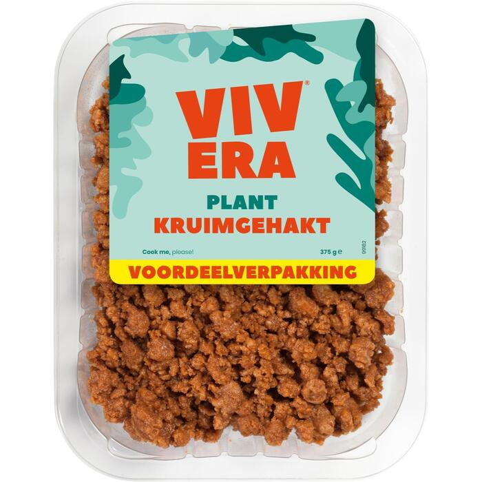 Vivera Kruimgehakt Prijspakker 375 g (375g)