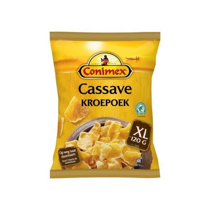 Conimex Kroepoek cassave xl (120g)