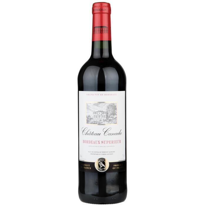 Bordeaux superieur 2015 (0.75L)