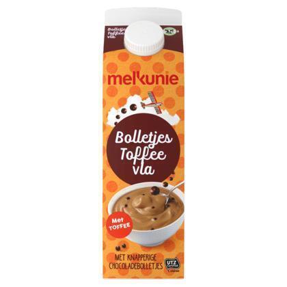 Toffeevla crunch met echte toffe (1L)