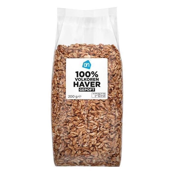 AH 100% Haver volkoren (200g)
