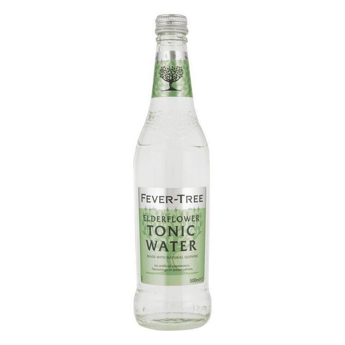 Elderflower Tonic Water (glas, 0.5L)