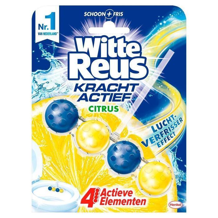 Witte Reus Kracht actief citrus (blister, 50g)