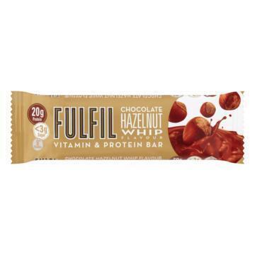 Fulfil Chocolate Hazelnut Whip Vitamin & Protein Bar 55 g (55g)