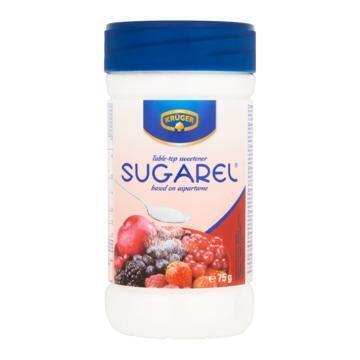 Krüger Sugarel 75 g (75g)