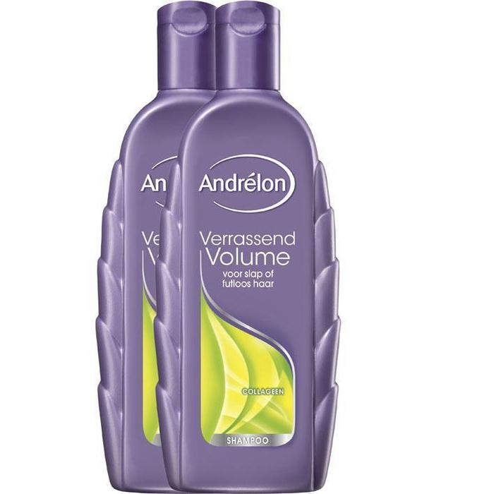 Andrélon Shampoo verrassend volume (2 × 30cl)
