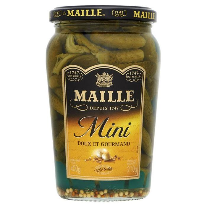 Maille le mini recette gourmande (210g)