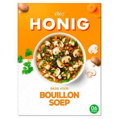 Bouillonsoep (47g)