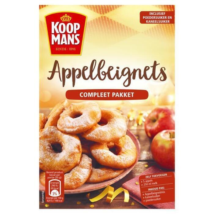 Mix voor Appelbeignets (230g)