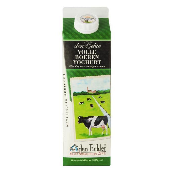 Volle boerenyoghurt (Stuk, 1L)