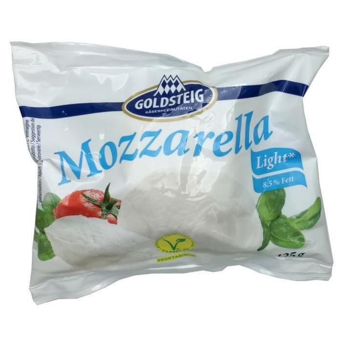Goldsteig Mozzarella light 8,5% (125g)