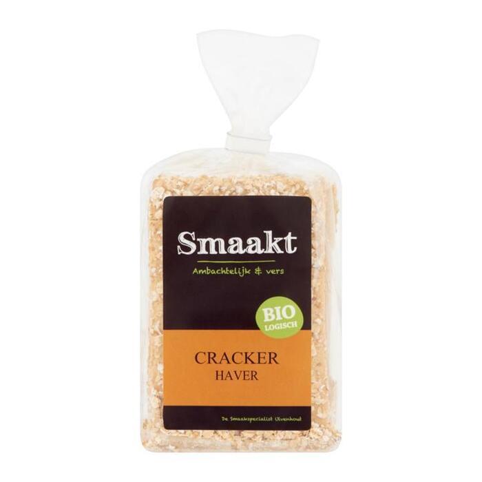 Cracker haver bio (200g)