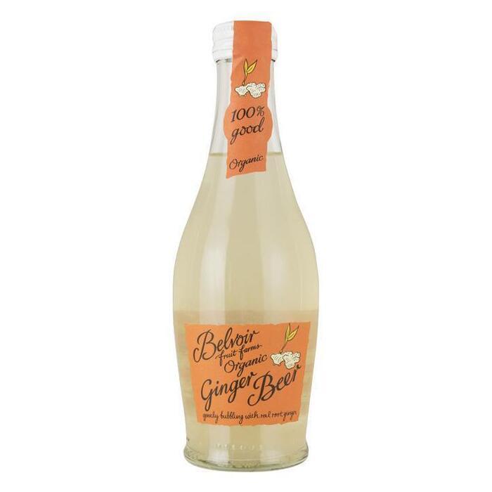 Belvoir Ginger Beer Bio (glas, 250ml)