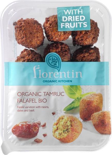 Organic Tamruc falafel bio (240g)
