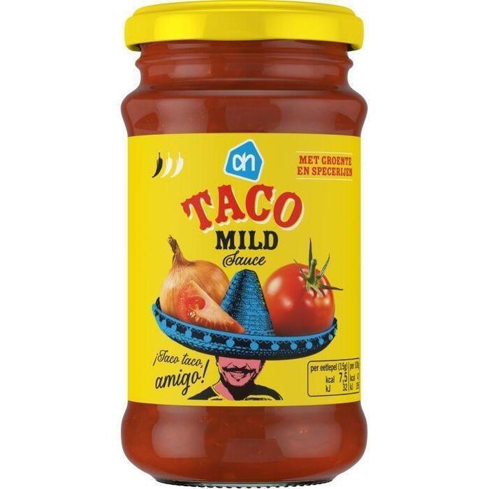 Taco sauce mild (pot, 230g)