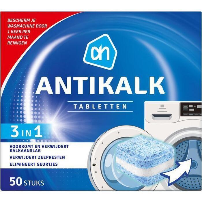 AH Anti kalk tabletten