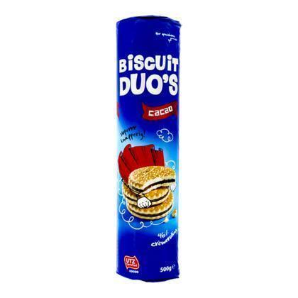 Sandwich biscuit duo chocolade (500g)
