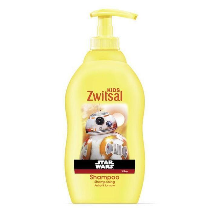 Zwitsal Kids Star Wars Shampoo 400ml (40cl)
