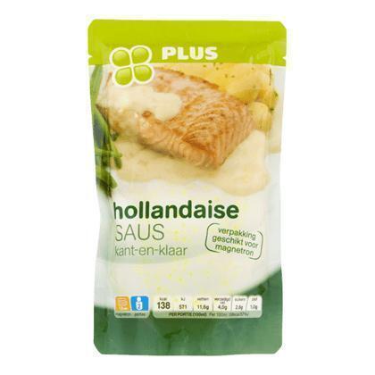 Hollandaise saus (zak, 200ml)