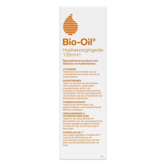 Bio-Oil Gespecialiseerde huidverzorging (125ml)