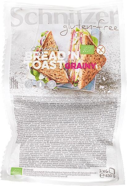 Bread'n Toast Grainy (430g)