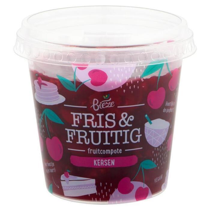 Bieze Fris&Fruitig kersen 300g (300g)