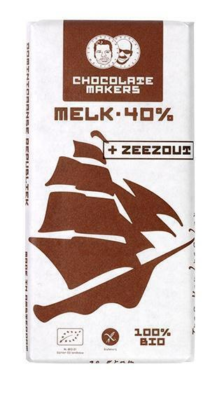 Melk Trinitario Cacao 40% (90g)
