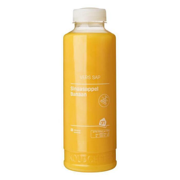 AH Vers sap sinaasappel-banaan (0.5L)