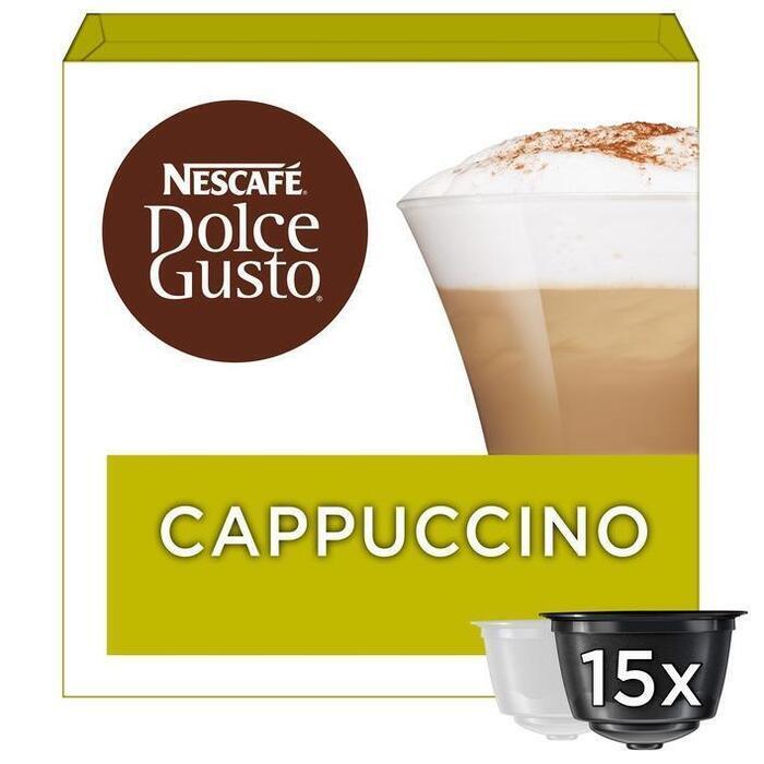 Nescafé Dolce Gusto  Cappuccino XL (30 × 350g)