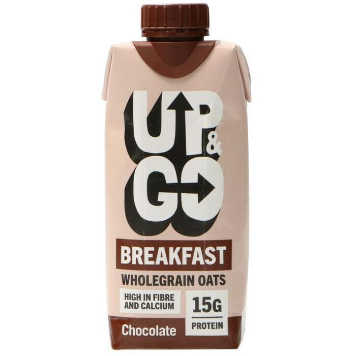 Up&Go Milk chocolate (33cl)