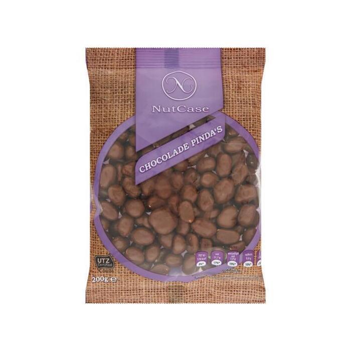 Chocolade Pinda's (200g)