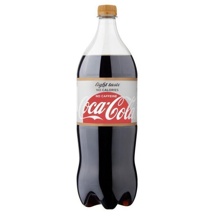 Coca Cola Light Caffeine free (petfles, 1.5L)