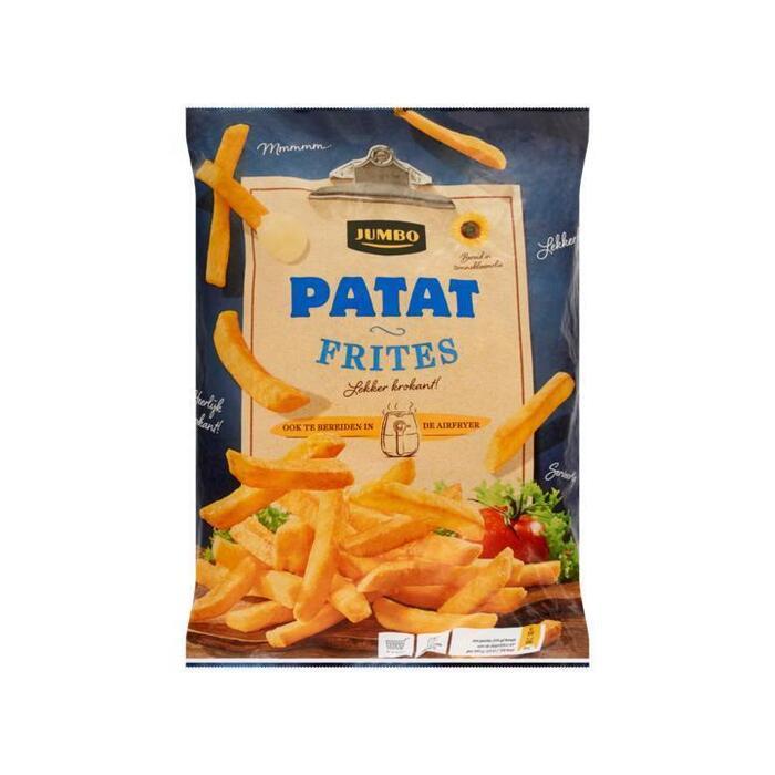 Jumbo Patat Frites 2,5 kg (2.5kg)