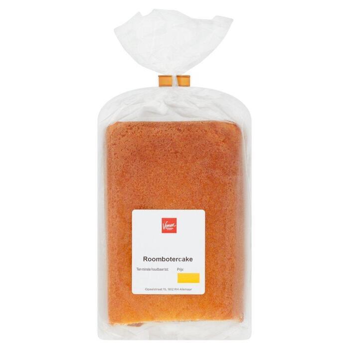 Vomar Roombotercake 400 g (400g)