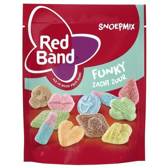 Red Band Snoepmix Funky 235 g (235g)