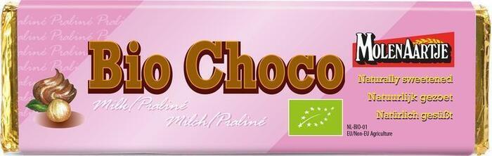 Bio Choco Milk/Praline (65g)