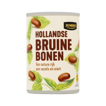 Jumbo Hollandse Bruine Bonen 400 g (400g)
