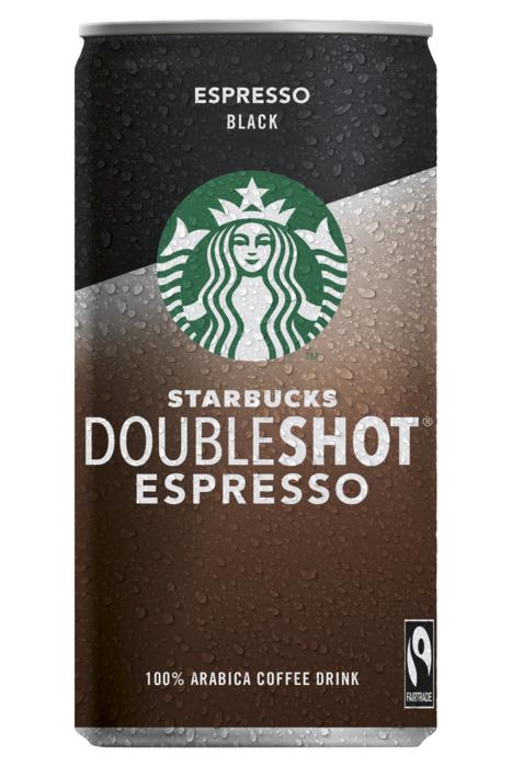 Starbucks Double shot black (200ml)