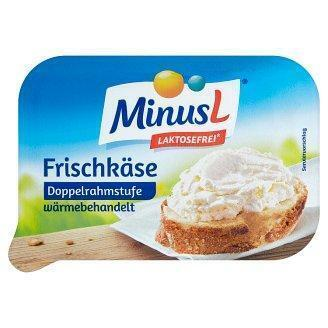 MinusL Laktosefrei frischkäse (200g)